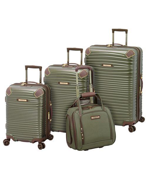 e4bffdf3e London Fog Oxford II Hardside Luggage Collection, Created for Macy's ...