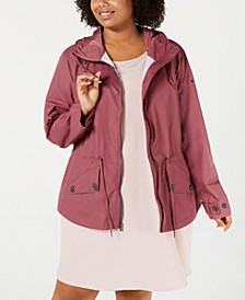 Plus Size Regretless Waterproof Jacket