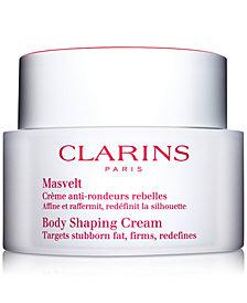 Clarins Body Shaping Cream, 6.4-oz.