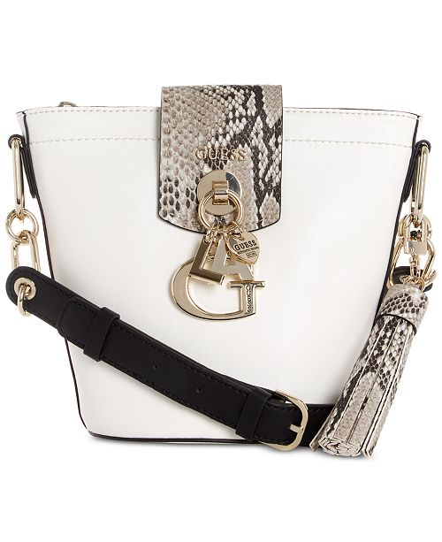 GUESS Gracelyn Bucket Bag