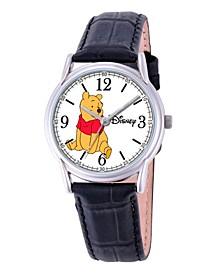 Disney Winnie Men's Cardiff Silver Alloy Watch