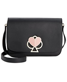 Nicola Flap Shoulder Bag