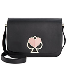 kate spade new york Nicola Flap Shoulder Bag