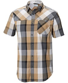 Columbia Men's Thompson Hill YD Short Sleeve Shirt