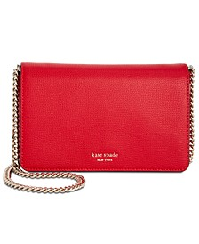 Sylvia Chain Crossbody Wallet