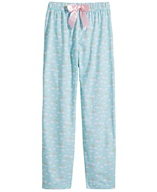 Big Girls Printed Pajama Pants, Created for Macy's