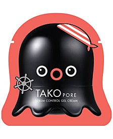 Receive a Free Tako Pore Sebum Control Gel Cream Packatte with any purchase