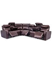 Admirable Power Reclining 91 110 Inches Sectional Sofas Couches Pabps2019 Chair Design Images Pabps2019Com