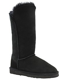 Lamo Women's Liberty Sheepskin Tall Boots