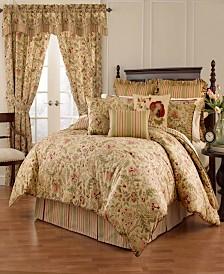 Imperial Dress Porcelain 4pc King Comforter Set