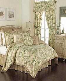 Garden Glory Queen Comforter Set