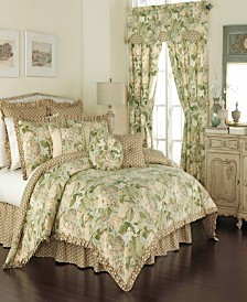Garden Glory Queen Comforter Set
