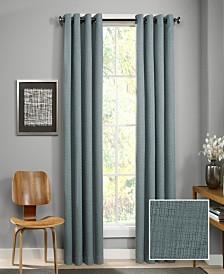 Eclipse Palisade Blackout Grommet 52X63 Window Curtain Panel