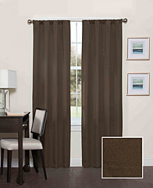 Eclipse Darrell Thermaweave Blackout 37X63 Window Curtain Panel