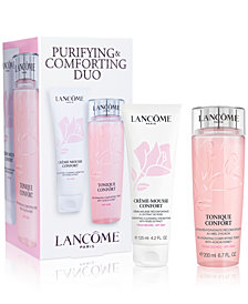 Lancôme 2-Pc. Confort Purifying & Comforting Set