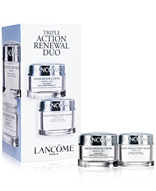 Lancôme 2-Pc. High Résolution Refill-3X Triple Action Renewal Set