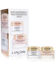 Lancôme Absolue Premium ßx Replenishing and Rejuvenating Duo, a $380.00 Value