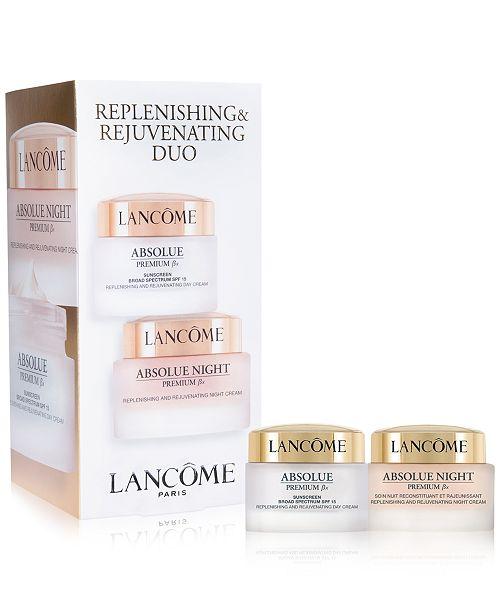 Lancome Absolue Premium ßx Replenishing and Rejuvenating Duo