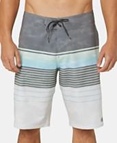 91ec9478f3 O'Neill Mens Swimwear & Men's Swim Trunks - Macy's