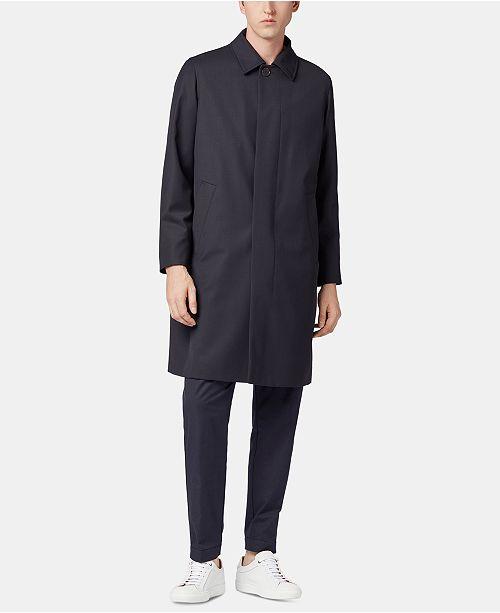 Hugo Boss BOSS Men's Oversize Coat