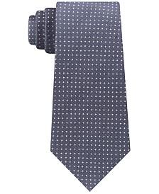 Kenneth Cole Reaction Men's Modern Pindot Slim Tie