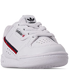 adidas Toddler Boys' Originals Continental 80 Casual Sneakers from Finish Line