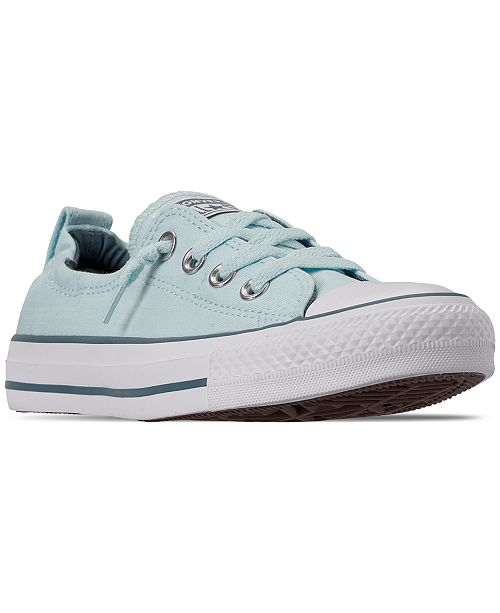 84e2279275a8 ... Converse Women s Chuck Taylor Shoreline Slip Casual Sneakers from  Finish ...