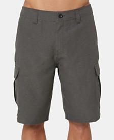 "O'Neill Men's Ranger Cargo 21"" Hybrid Shorts"