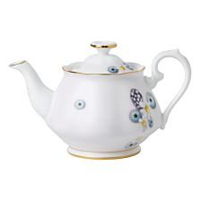 Royal Albert Alpha Foodie Mini Pink Teapot