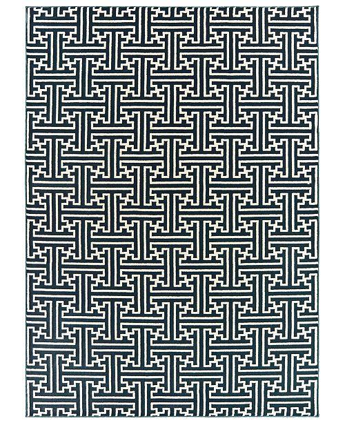 """Oriental Weavers Bowen 1333 7'10"""" x 10'10"""" Area Rug"""