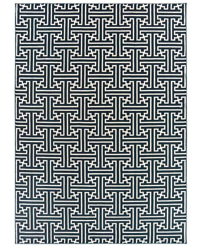 """Oriental Weavers Bowen 1333 3'10"""" x 5'5"""" Area Rug"""