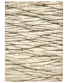 Carson 9671C Ivory/Sand 2' x 3' Area Rug