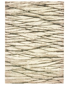 "Oriental Weavers Carson 9671C Ivory/Sand 3'10"" x 5'5"" Area Rug"