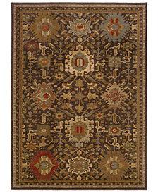 """Oriental Weavers Casablanca 4444A Mink/Multi 3'10"""" x 5'5"""" Area Rug"""