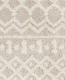 "Urban Shag USG-2303 Cream 18"" Square Swatch"