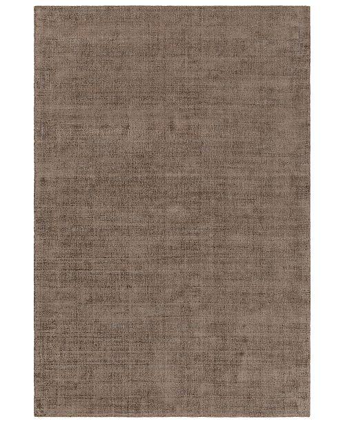 "Surya Wilkinson WLK-1004 Medium Gray 5' x 7'6"" Area Rug"