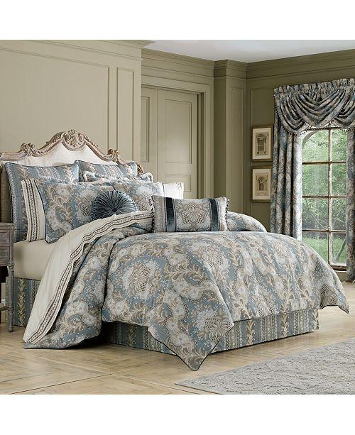 J Queen New York J Queen Crystal Palace California King Comforter Set