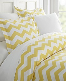 Lucid Dreams Patterned Duvet Cover Set by The Home Collection, Queen/Full