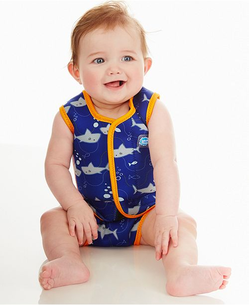 Splash About Baby and Toddler Baby Wrap Wetsuit