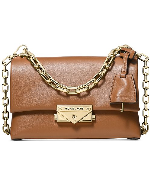 fb1dff47c127 Michael Kors Cece Extra Small Leather Crossbody & Reviews - Handbags ...
