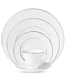 Wedgwood Signet Platinum 5-Piece Place Setting
