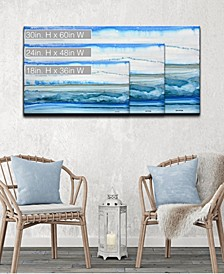 'Cold Morning' Canvas Wall Art Collection