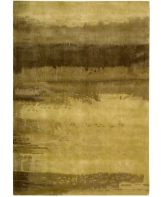 Home Area Rug, CK10 Luster Wash SW11 Citrine Wash 3' x 5'