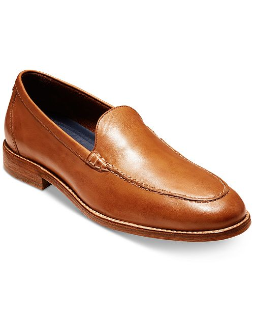 48a596f726c Cole Haan Men s FeatherCraft Grand Venetian Loafers   Reviews - All ...