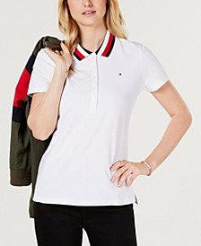 Short-Sleeve Polo Shirt, Created for Macy's