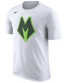 Nike Men's Milwaukee Bucks  Earned Edition T-Shirt