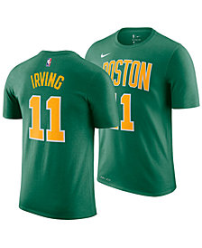 Nike Men's Kyrie Irving Boston Celtics Earned Edition Player T-Shirt