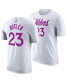 Men's Jimmy Butler Minnesota Timberwolves Earned Edition Player T-Shirt