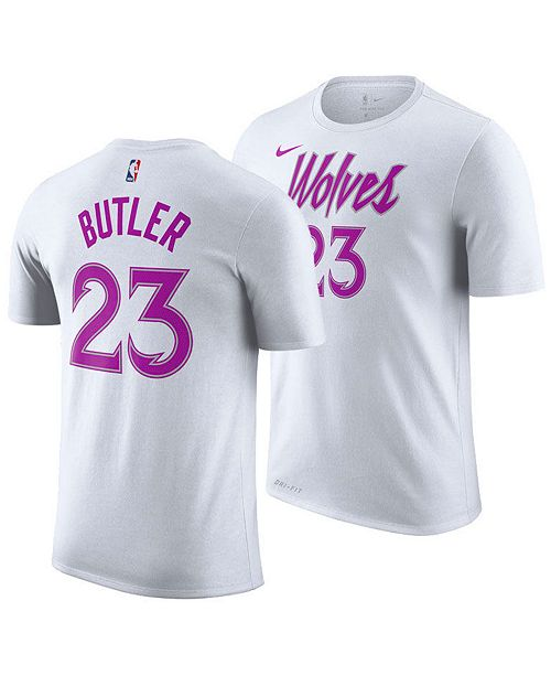Nike Men S Jimmy Butler Minnesota Timberwolves Earned Edition