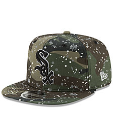 New Era Chicago White Sox Camo Spec 9FIFTY Snapback Cap